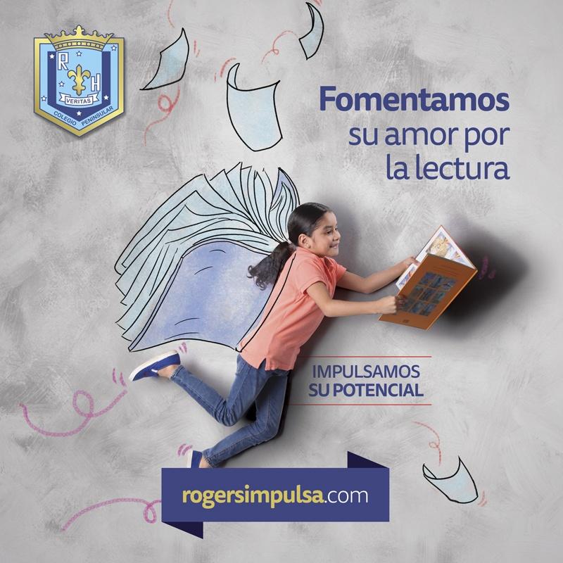 Fomentamos su amor por la lectura